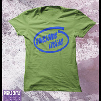 Awesome inside tshirt - Womens