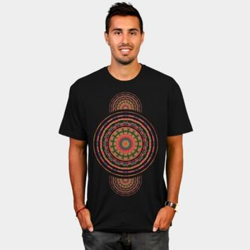 Fiesta - Men's Tee Shirt by Lyle Hatch | Design by Humans