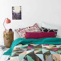 ARTS THREAD X UO Make It Patchwork Quilt - Multi Full/queen