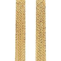 DANGLING CHAIN FRINGE EARRINGS