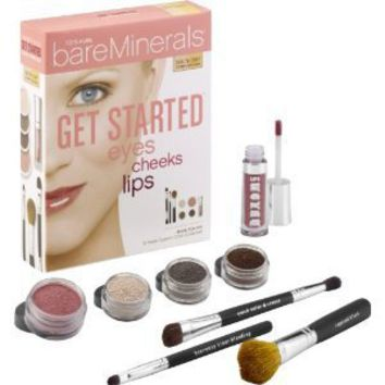 bareMinerals Get Started - Eyes, Cheeks, Lips - Fair/Light