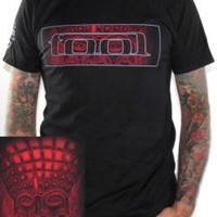 Tool T-Shirt - Red Face