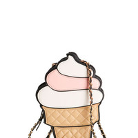 ModCloth Quirky Soft Serve You Well Bag