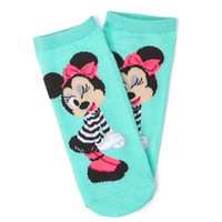 Cheeky Minnie Mouse Socks
