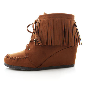 Frill+Moccasin+Booties
