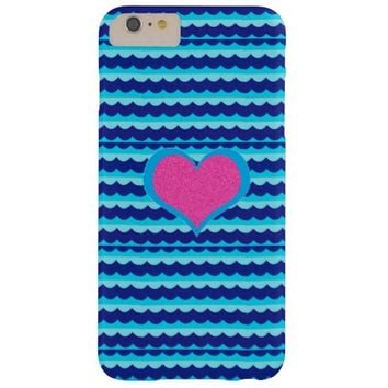 Waves of Love iPhone 6 Plus Case
