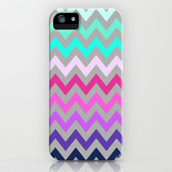 Chevron #10 iPhone & iPod Case by Ornaart | Society6
