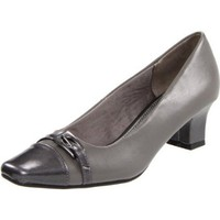LifeStride Women`s Nimble Pump,Cambridge/Taupe,5.5 M US