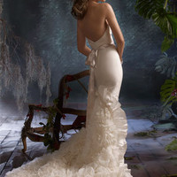 Bridal Gowns, Wedding Dresses by Tara Keely - Style tk2105