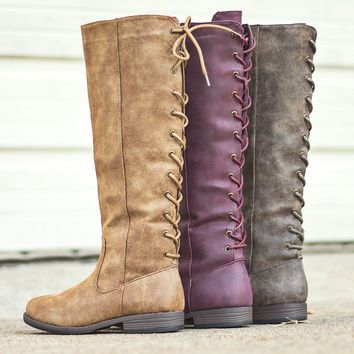 Fall For You Boots $39.00