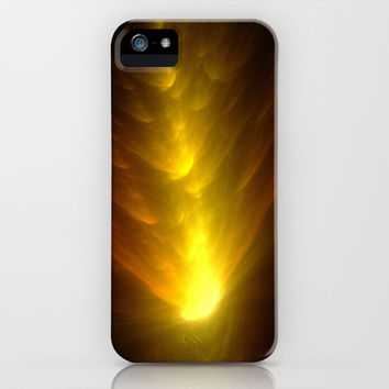 Meteor Inferno iPhone & iPod Case by 319media