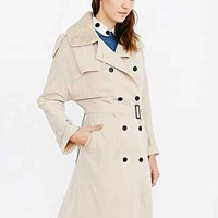 The Whitepepper Classic Trench Coat - Urban Outfitters