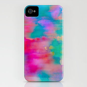 Summer  iPhone Case by Amy Sia | Society6