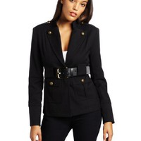 Vince Camuto Women`s Belted Jacket