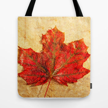 LEAFISTRY Tote Bag by Catspaws | Society6