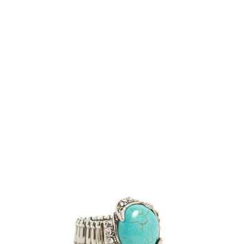 A Stone's Throw Rhinestone Ring