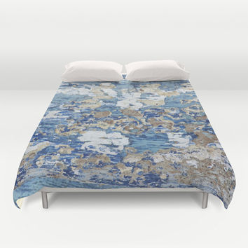 Islands of Ugly Duvet Cover by RichCaspian | Society6