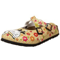 Birki`s Women`s Dorian Cork Clog,Kiss Me Quick, 38 N EU (US Women`s 7 N)