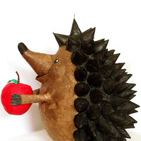 Woodland Hedgehog Pinata