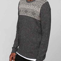 Vans Tahoe Pattern Pullover Sweater - Urban Outfitters