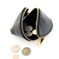 S Bag Coin pocket by Quote Leather Street design bag by HOWEVER