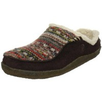 ACORN Women`s Ilsa Mule,Java/Stripe,6 M US