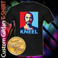 ZOD Kneel Before Zod Smallville Superman Movie Custom Black T-Shirt
