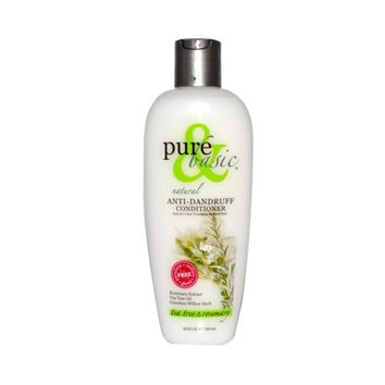 Pure and Basic Natural Anti-Dandruff Conditioner Tea Tree and