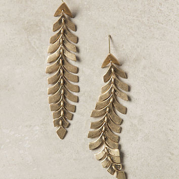 Southbound Plume Earrings