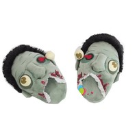 Halloween Funny Corpse Household Cotton Slippers
