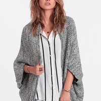 Southern Comfort Cocoon Cardigan