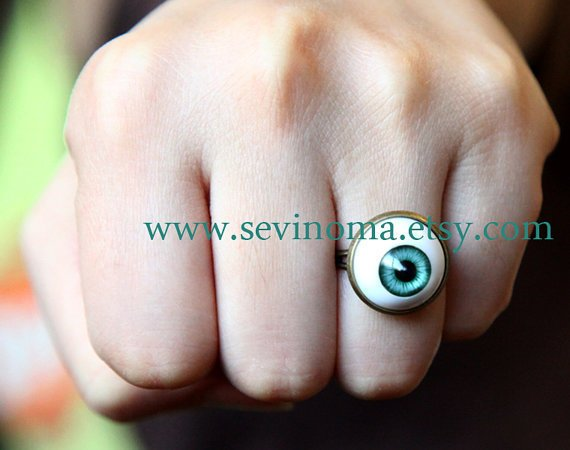 harry potter, Evil Eye Ring