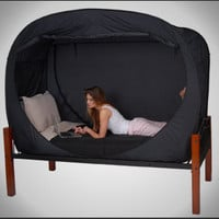 PrivacyPop.com - Privacy Pop Bed Tent