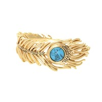 House of Harlow 1960 Jewelry Eye of Wisdom Cuff
