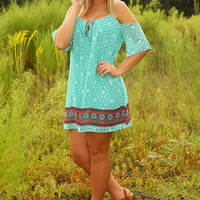 Dancing In The Desert Dress: Multi