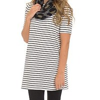 Hashtag Perfect Tunic :: NEW ARRIVALS :: The Blue Door Boutique