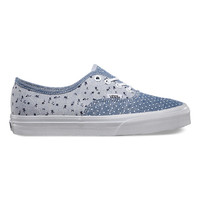 Vans Mixed Chambray Authentic (blue)