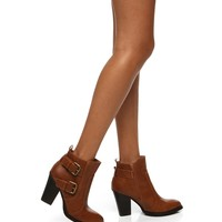 Brown Fall Lover Boots