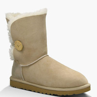 Ugg Bailey Button Womens Boots Sand  In Sizes