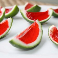 Chomp Chomp / Watermelon Jello Shots