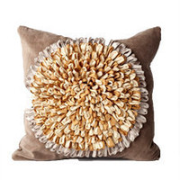 Sunflower Pillow : High Camp Home - Interior Design and Home Furnishings - Truckee and Lake Tahoe California