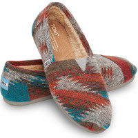 GREY AND RED FRIDAY WOOL WOMEN'S CLASSICS