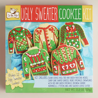 Ugly Sweater Cookie Kit, Set of 2 - World Market