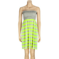 ELAN Water Water Womens Smocked Tube Coverup 189960649 | Coverups | Tillys.com