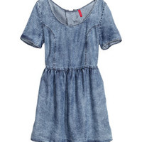 Denim Dress | Product Detail | H&M