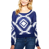Tribal Pullover