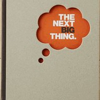 The Next Big Thing Doodle Journal