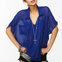 Indigo Child Blouse