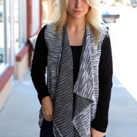 Afternoon in Denver {Open Cardi}