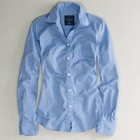 AE Oxford Favorite Shirt | American Eagle Outfitters